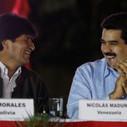 "Evo, Castro, Cristina y Maduro forman cuarteto de rock bolivariano: ""The Bolibeatles"" | Liderazgo político | Scoop.it"