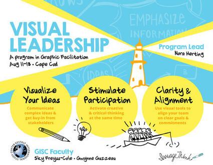 Visual Leadership Workshop – Aug 11-13, Cape Cod | Graphic Facilitation and Sketchnoting | Scoop.it