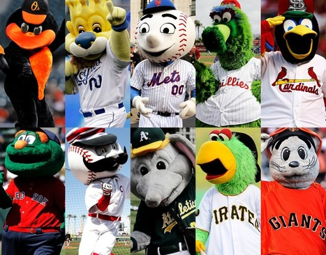 Baseball's Most Popular Mascots - Forbes | Mascots | Scoop.it