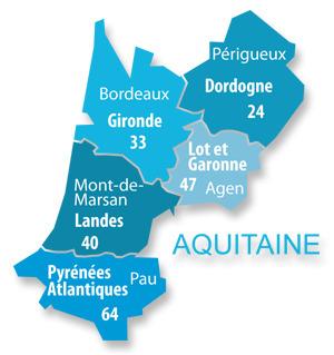Guide immobilier de la région Aquitaine | L'immobilier par région | Scoop.it