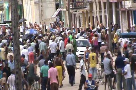 Twitter / ivanlibre: #Cuba Otras fotos d la represión ... | Para La Libertad | Scoop.it