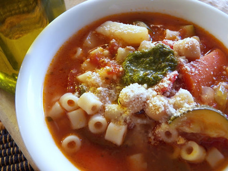 Comfy Cuisine: SOUP FOR YOU! Ten Winter Soups to Warm you Up! | Food for Foodies | Scoop.it