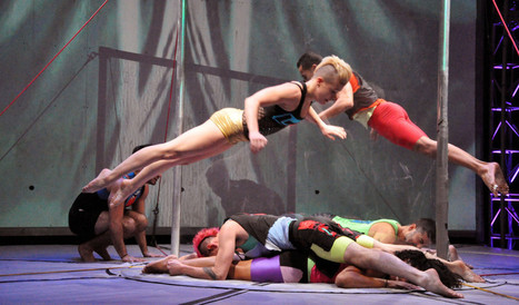 At STREB Action Lab, Dance and Physics Collide | PhysicsLearn | Scoop.it