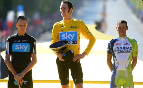 Sir Bradley Wiggins: 'I'm not done yet with the Tour de France' | Cyclism | Scoop.it