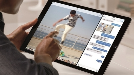 Apple iPad Pro: Where's the 'Pro'? | Leadership for Mobile Learning | Scoop.it