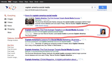 Boosting Content and Fighting Spam Using Google Author Rank | Social Media Curator | Scoop.it