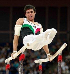 Daniel Corral entrenará con equipo de gimnasia de EU | Pulso Diario de San Luis