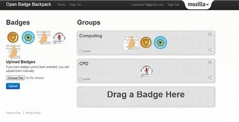 Open Badges – A digital solution for recognising achievement in schools? | Technoteaching | Disruptive Nostalgia in Education UK | Scoop.it