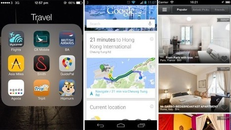Is Apple's new iPhone iOS 7 good for travelers? - CNN International   iOS: New & Noteworthy   Scoop.it
