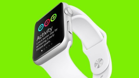 Apple Watch And Holistic Presence | Digital Health | Scoop.it