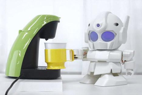 RAPIRO Raspberry Pi Robot Kit Launches On Kickstarter (video)   Raspberry Pi   Scoop.it