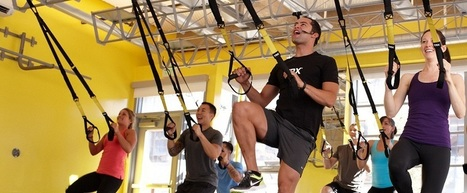 Training Courses - Professional Education | TRX | Fitness Trainer | Scoop.it
