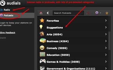 Surely You Can't Be Serious: Audials: Finally! A Podcast Player for Chrome. | Chromebooks in the Library | Scoop.it