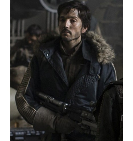 Star Wars Rogue One Cassian Andor  Jacket | Replica Movies Leather Jackets | Scoop.it