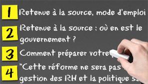 Dossier: La retenue à la source | Les SIRH vus par mc²i Groupe | Scoop.it