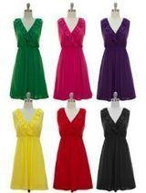 Wholesale Surplice Ruffle Dress - at - AllTimeTrading.com | Summer Dresses | Scoop.it