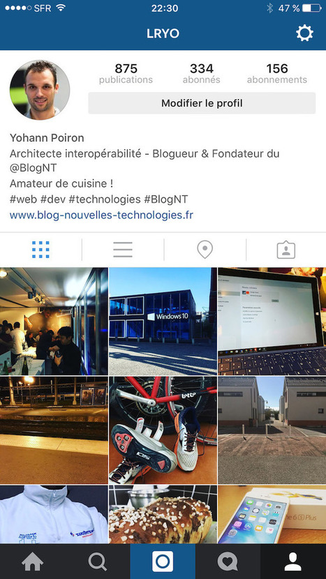 Comment démarrer avec #Instagram | Time to Learn | Scoop.it