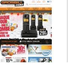Codes promo GrosBill valides et vérifiés à la main | codes promo | Scoop.it