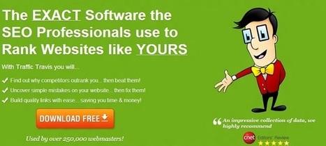 Traffic Travis, un genial programa SEO gratuito « Webnometro   SEO ADDICTED!!!   Scoop.it
