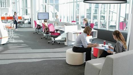 Steelcase – Solutions de mobilier de bureau, mobilier pour l'éducation et la santé | Aménagement des espaces de vie | Scoop.it