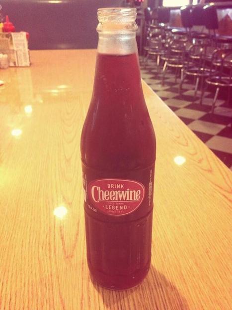 Twitter / rmf74212: ICE COLD CHEERWINE. #cheerwine ... | Cheerwine | Scoop.it