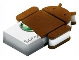 Rom alfa de Ice Cream Sandwich para Sony Ericsson Xperia | VIM | Scoop.it