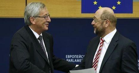 Les sociaux-démocrates européens se divisent sur l'élection de M. Juncker   Elections européennes 2014 : articles de fond   Scoop.it