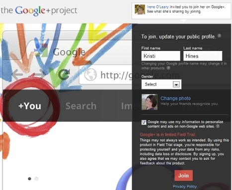:: How to Get Started With Google+ :: | Information Economy | Scoop.it