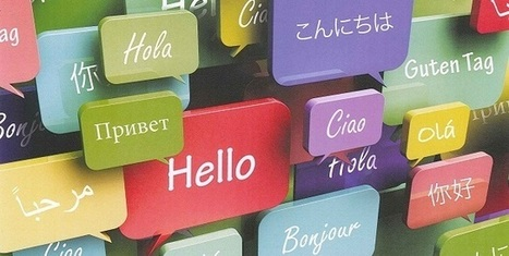 The 13 languages that can open up 90% of the online market - textnmore.com   Localization, translation, language technology   Scoop.it