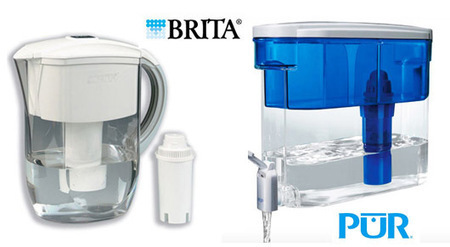 Brita vs. PUR Water Filters – Which is Better? | Water Purification HQ | Scoop.it