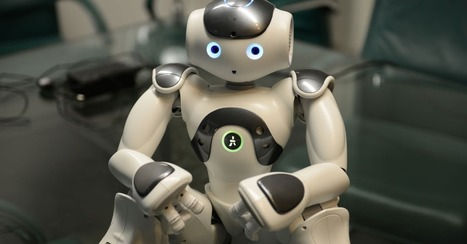 Companion Robot Can Talk to You in 19 Languages [VIDEO] | Social Foraging | Scoop.it