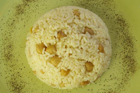 Ρεβύθια με ρύζι (Nohutlu pilav) - Συνταγές Μαγειρικής - Chefoulis | Συνταγές | Scoop.it