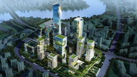 China's eco-cities: Sustainable urban living in Tianjin | Year 8 English: Personal stories across Asia - Sustainable living | Scoop.it