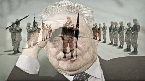 George Soros: Anti-Syria Campaign Impresario | Global politics | Scoop.it