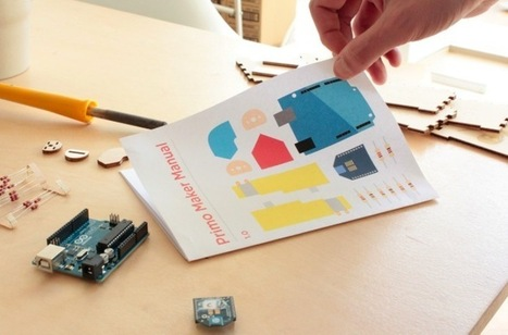 How to make your own Primo prototype using digital fabrication and Arduino boards | Raspberry Pi | Scoop.it