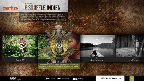 Amazonie | Films interactifs et webdocumentaires | Scoop.it