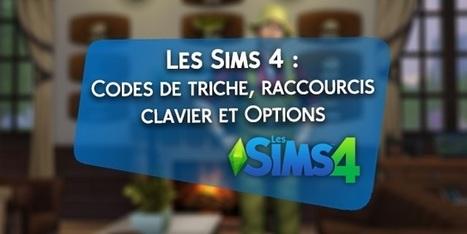 Les Sims 4 : Codes de triche, Raccourcis clavier et Options << Direct Sims | jjArcenCiel | Scoop.it