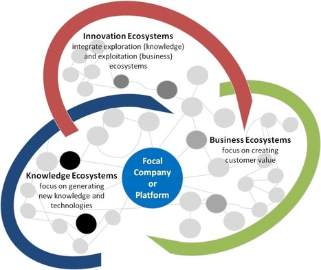 Business, Innovation, and Knowledge Ecosystems: How They Differ and How to Survive and Thrive within Them | TIM Review | Transmedia Think & Do Tank (since 2010) | Scoop.it