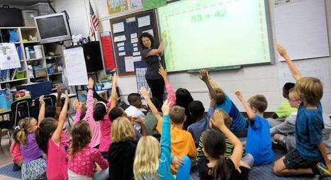 Nation's biggest teachers union slams 'botched' Common Core implementation | @swelledtech | Scoop.it