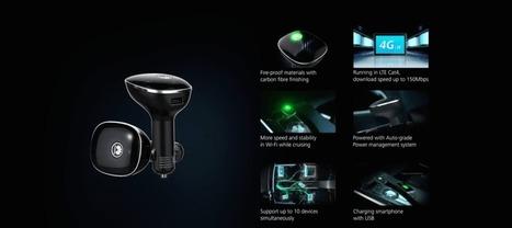 CarFi : le wifi dans vos voitures avec Huawei | Libertés Numériques | Scoop.it
