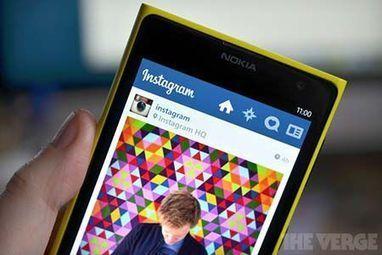 Instagram : record d'activité pour le jour de Thanksgiving - Génération NT | Applications photos sur iPhone, Android et Windows Phone | Scoop.it