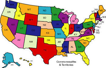 Ben's Guide (3-5): Quick Facts: Learn About Your State | State Report Research | Scoop.it