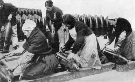 Actu-Exposition : « La place des femmes pendant la grande guerre », à Saint-Sébastien-sur-Loire. | Histoire 2 guerres | Scoop.it