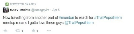 Pepsi Brings IPL7 Action Live on Twitter with 'ThatPepsiIntern', Offering A Real Experience to Virtual Fans | Digital-News on Scoop.it today | Scoop.it
