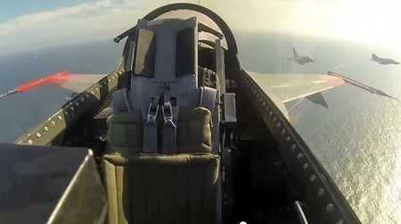 Boeing converts F-16 fighter jet into an unmanned drone | Robots and Robotics | Scoop.it