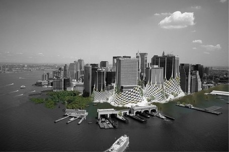 5 Ways Architecture Can Respond To Rising Sea Levels | sustainable architecture | Scoop.it