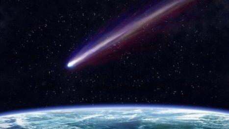 Origem da vida na Terra pode estar no espaço | Aulas de Biologia do 1º ano - Escola da Vila | Scoop.it
