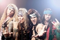 Steel Panther Hoping to Squirt Out New Studio Album in September - Loudwire | unsigned | Scoop.it
