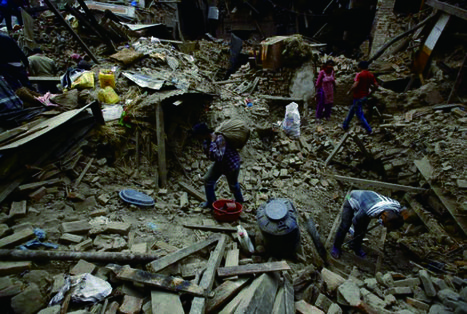 Timeline: Nepal Earthquake April 2015 | celeble | Celebrity | Scoop.it