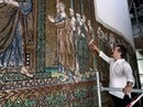 Hidden angel mosaic at Bethlehem shrine sees the light | Centro de Estudios Artísticos Elba | Scoop.it